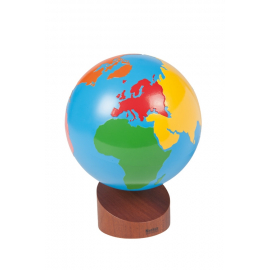 GLOBE CONTINENTS