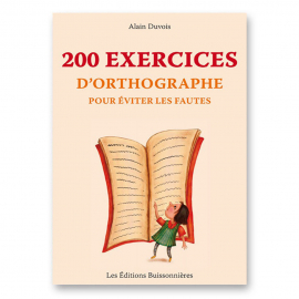 200 exercices d'orthographe